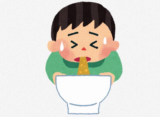 嘔吐下痢とノロウイルスの違いは?同じもの?症状について